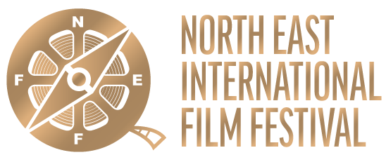 The North East International Film Festival Logo